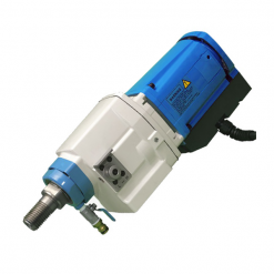3 Speed Heavy-Duty Shibuya Core Drill H2231 Motor