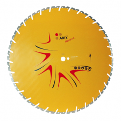 Wall Saw G2X Blade with Arix Technology 600mm – 1200mm