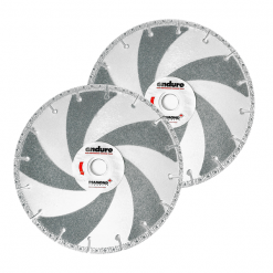 Enduro White Multi Blade for Steel Cutting 115mm – 230mm