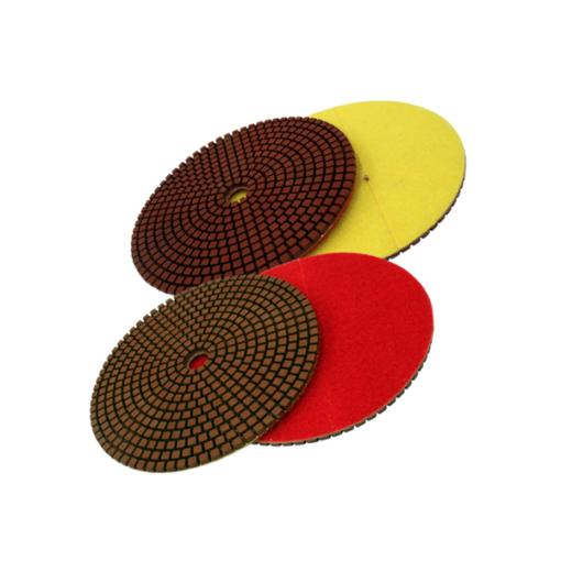 Flexible Polishing Pads