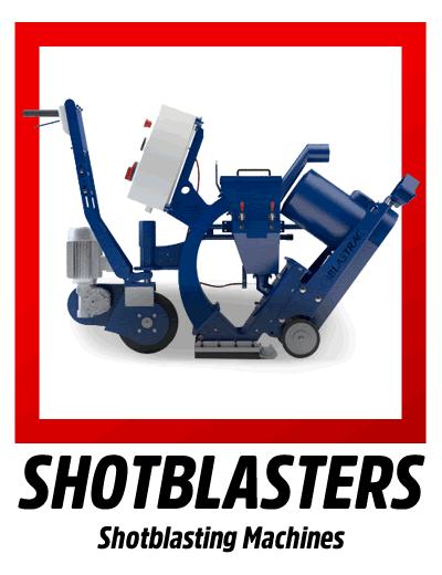 Shotblasters - Home
