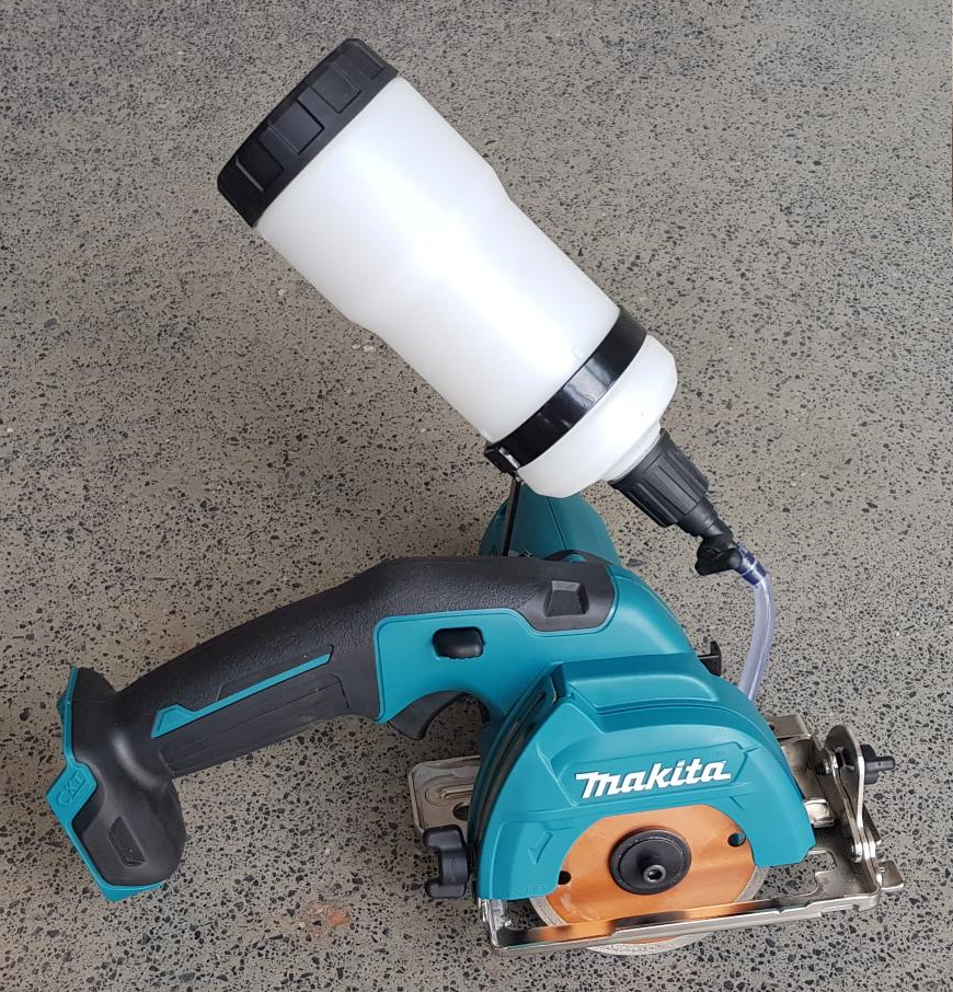 Makita DZJ Cordless Cutter - Introducing the CC301DZJ Cordless Cutter